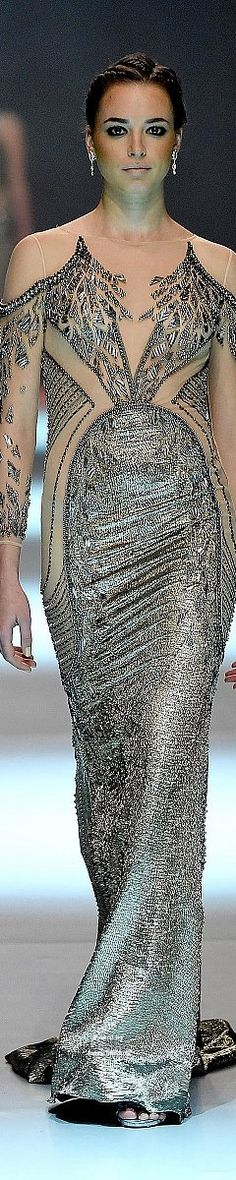 Dany Tabet Couture Spring-summer 2015
