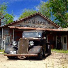 '36 Chevy Pickup