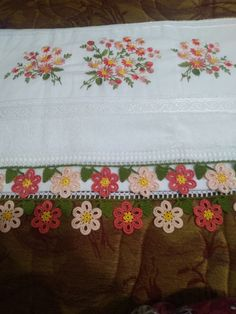 Crochet Bedspread, Shabby Chic, Needlepoint, Kleding, Shabby Chic Decorating