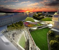 Aberdeen Park: DS+R: Park life: the evolving approach to designing urban public space: