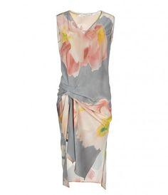 all saints blossom v dress $280
