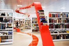 Hjørring : la bibliothèque organique - Webzine Café Du Web