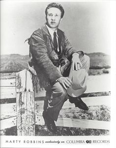Marty Robbins. #countrymusiclegends