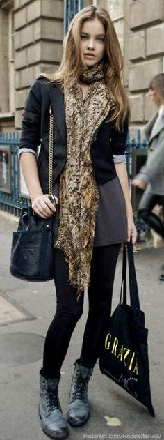 Street Style | Barbara Palvin