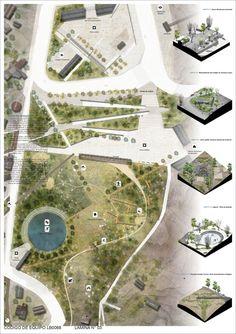 Galería de Presentan ganadores de concurso de espacios públicos para la vida cordillerana en Farellones, Chile - 13 #landscapearchitectureplan
