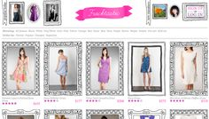This is a website but it could be a cute blog design...