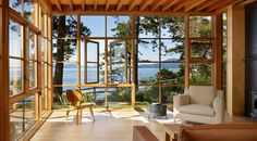 Sunroom Decorating and Design Ideas. Get inspired with clever layout and pretty fabrics, furniture, and accents to transform your sunroom into the most-used room in your house. Tags: sunroom design ideas, sunroom furniture, floor to ceiling windows