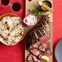 Tandoori Leg of Lamb   Food & Wine