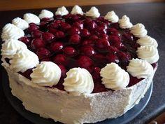 Kudrlinka: Višňový dort s mascarpone