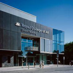 Royal College of Art named most important design school on Dezeen Hot List