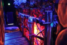 laser tag arena - Google Search Playground Ideas, Wild Life, Tags, Cool Stuff, Cinema, Golf, Google Search, Halloween, Business