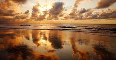 Sunset At Kamaole Beach One