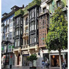 Vicky Cristina Barcelona, Le Jolie, Facade, Multi Story Building, Street View, Travel, Oviedo, Cities, Viajes