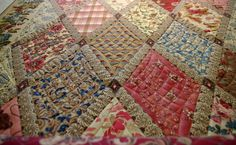 quilts | Quilts on Bastings: On the Machine At the Moment - Jane Austen Quilt