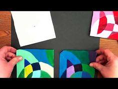 One Crayola Short: Frank Stella