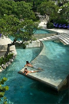 Five Swimming Pools We'd Love To Jump In | #MostBeautifulPages