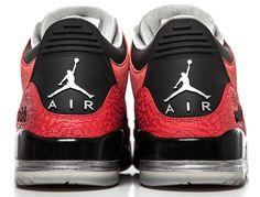 "Air Jordan 3 Retro ""Doernbecher"" Custom for Wish ATL"