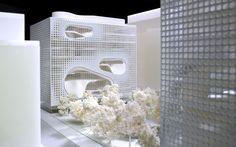 UNStudio - Architectural Model