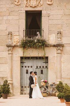 La boda íntima de Joice y Carlos en All Lovely Party