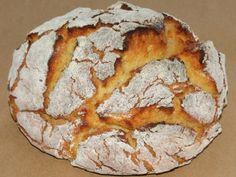 Receita de Broa de Milho | Cozinha Tradicional Portuguese Sweet Bread, Portuguese Desserts, Portuguese Recipes, No Salt Recipes, Sweet Recipes, Artisan Bread, Bread Baking, Bakery, Food And Drink