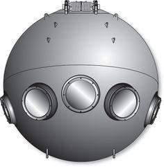 Steampunk Sphere