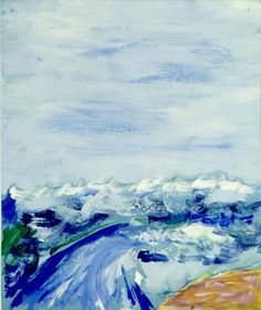 In the Style of Winslow Homer. After learning about the life of Winslow Homer and his seascapes, the children make paintings of the sea. For all ages. Plan 1 to 2 sessions.