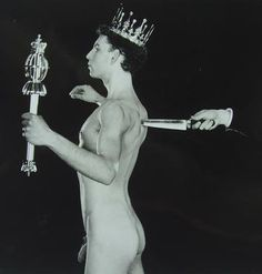 The Power of Theatrical Madness  by Robert Mapplethorpe