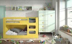 ¿Crees que ya has visto todo en #dormitorios #juveniles? Cambia de idea. Nuevas ideas y colores, con la perfecta solución modular. ¿A qué esperas para dar forma a sus sueños? En tu tienda #Merkamueble
