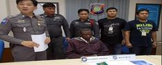 Welcome to Ibe Smith's Blog: Thailand arrests Nigerian with drug hidden in anus...