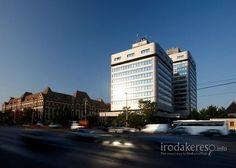 Hermina Business Towers, #Budapest, #kiadóiroda További információ>> www.irodakereso.info