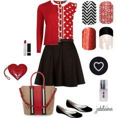 """Sweetheart""  Shop for your Favorite Jamberry Nails @ www.rockinnails4U@jamberrynails.net"