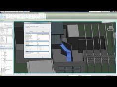 Revit Architecture 2011 Beginner Tutorial - 10 (Stairs)