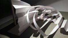 Space for active body : model eksplorasi 1:20 (3) | annisa chusnul muasaroh, kelompok 4 kelas 2
