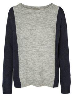 Knit jumper #veromoda