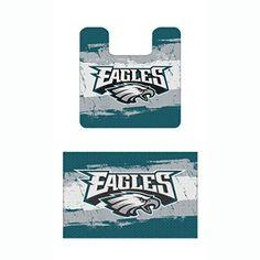 Set of 2 NFL Philadelphia Eagles Bath Mats Football Team Logo Bathroom Rugs Forever Collectibles http://www.amazon.com/dp/B0052OWPEI/ref=cm_sw_r_pi_dp_LGWYwb1GYMZQD