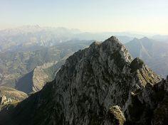 Desde Pico Tiatordos 1951 metros