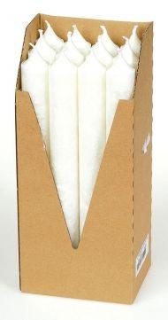 Eubiona Kruunukynttilä 22x210 valkoinen 12 kpl - GreenDeal Container, Food, Eten, Meals, Canisters, Diet