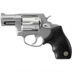 "Taurus M85 Revolver .38 Special +P 2"" Barrel 5 Rounds Steel Frame Black Rubber Grip Matte Stainless Finish 2-850029FS - 2850029FS - 725327611271"