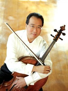 Cellist Yo-Yo Ma, who performs at the New York Philharmonic's Opening Gala on September 25.