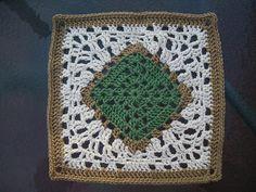 Granny pattern by Woodshoppe1 ~ free pattern