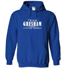 cool Team GRESHAM, Lifetime member