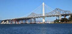 Oakland side of Oakland-San Francisco Bay Bridge. ... .35 reasons to move to Oakland,  CA