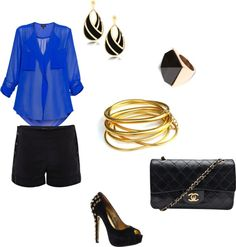 Girls Night Outfit!!!, created by maryann-cody on Polyvore