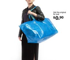 13b7917cd9 IKEA responds to Balenciaga s take on blue bag with spot-the-difference  guide