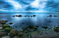Deep Blue - İstanbul  Turkey Islands and sea