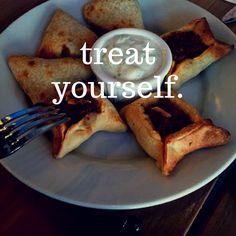 Treat yourself at the Blue Fourno Grill. #bluefournogrill #sandiego #restaurant #Mediterranean #cuisine #food