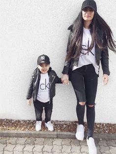 Mother Son Matching Outfits, Mom And Baby Outfits, Cute Outfits, Baby Boy Swag, Cute Baby Boy, Outfits Madre E Hija, Baby Boy Fashion, Kids Fashion, Mother Son Photography