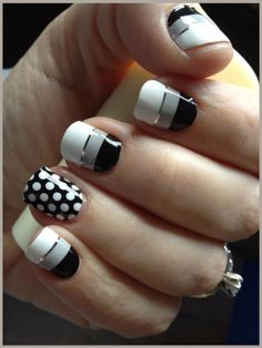 Jamberry Nails - these are so cute, fast, and easy! Just a little bit of heat and these adorable nail stickers, and your nails will be decorated perfectly!  susiem.jamberrynails.net