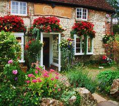 .England cottage