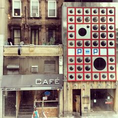 """POP Facade"" - Photo by kastororama"